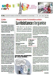 Bulletin académique n°311