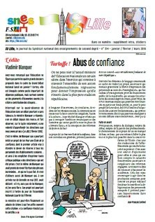 Bulletin académique n°314